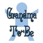 Blue Baby Grandma To Be