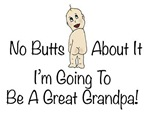 Baby Butt Great Grandpa To Be