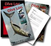 Scuba Dive Log Books
