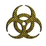 Bio-Hazard symbol 2