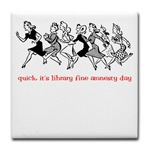 Library Fine Amnesty Day