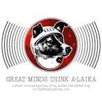 Great minds think a-Laika