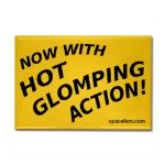 Now With Hot Glomping Action!