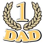 #1 Champion Dad Best Dad