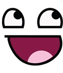Awesome Smiley Lulz Face