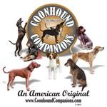 CC logo + hounds