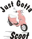 Just Gotta Scoot Pink Buddy