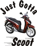 Just Gotta Scoot SH150i