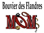 Bouvier des Flandres Mom