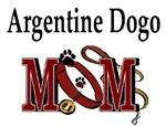 Argentine Dogo Mom
