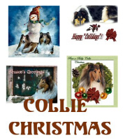 Collie Christmas Gifts