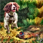 English Springer Spaniel Hunting Gifts