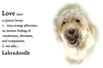 Love Is Labradoodle 1