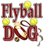 Flyball Dog T-shirts