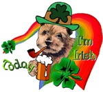 Norfolk Terrier St. Patty's Shirts Gifts