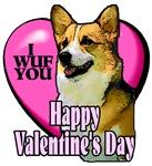Welsh Corgi  Valentines Day Gifts