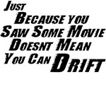 F&F Can't Drift Design