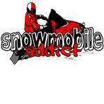Snowmobile Addict Design