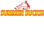 Summer Sucks Design