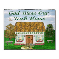 Irish Village Series© Calendars Single or 12 Month