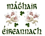 Irish Mother (Gaelic/Floral)