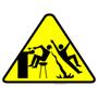 CAUTION, Floor May Contain Vomit!