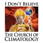 I Don't Believe The Church of Climatology