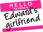 Twilight - Edward's Girlfriend (pink)