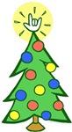 ILY Christmas Tree