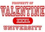 Valentine University T-Shirts