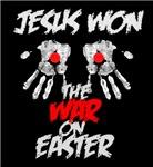 war on Easter