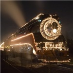 Holiday Steam Engine