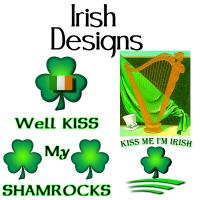 Irish T-Shirt Designs
