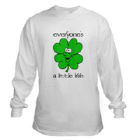 Everyone's a little Irish
