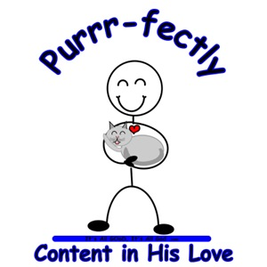 Content in His Love