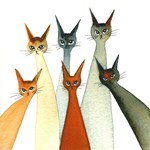 Whimsical Cat Gifts