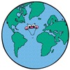 Happy Smiling Earth