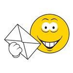 Postal Smiley Face