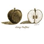Going Halfsies Apples