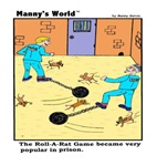 PRISON GAME ROLL-A-RAT