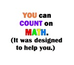 YOU CAN COUNT ON MATH!