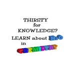 THIRSTY FOR KNOWLEDGE? H20 CHEMISTRY