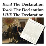 5/16: Read/Learn/Live the Declaration