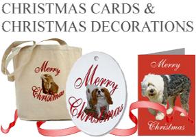 <b>CHRISTMAS CARDS & CHRISTMAS DECORATIONS </b>