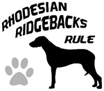 Rhodesian Ridgebacks Rule