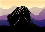 Puli Purple Mountain
