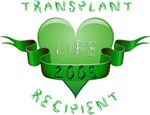 Transplant Recipient 2005