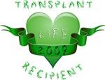 Transplant Recipient 2009