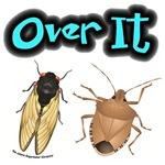 Cicada Vs. Stink Bug