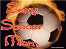 Sexy Soccer Mom